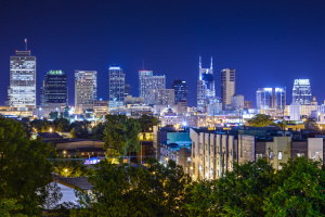 251 Media | Nashville Skyline | Nashville, Tennessee
