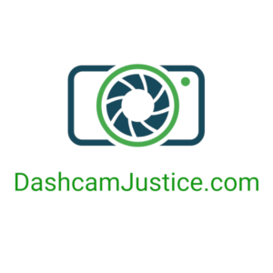 Logo for DashcamJustice.com. Premium Domain name for sale or lease.